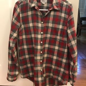 Bass Brand Flannel Shirt